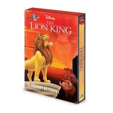 The Lion King Premium Poznámkový Blok A5 Circle of Life VHS