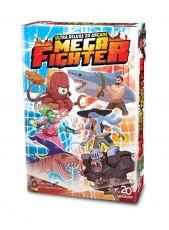 Ultra Deluxe 2D Arcade Mega Fighter Card Game Anglická Verze