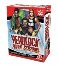 WWE Board Game Headlock, Paper, Scissors Anglická Verze