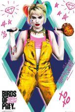Birds of Prey Plakát Pack Harley Quinn 61 x 91 cm (5)
