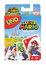 Super Mario Bros. UNO Card Game Anglická Verze