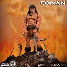 Conan the Barbarian Akční Figure 1/12 Conan 17 cm
