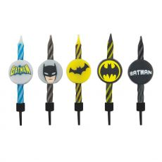 DC Comics Birthday Candle 10-Pack Batman