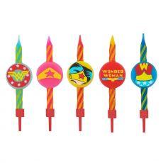 DC Comics Birthday Candle 10-Pack Wonder Woman