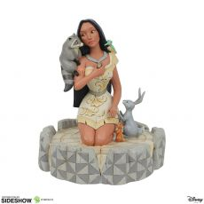 Disney Soška White Woodland Pocahontas 19 cm