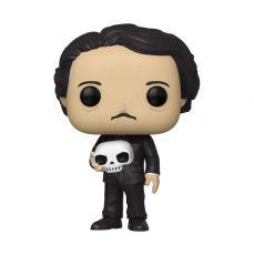 Edgar Allan Poe POP! Icons Vinyl Figure Edgar Allan Poe w/ Skull 9 cm
