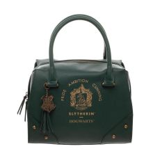 Harry Potter Handbag Zmijozel Plaid Top