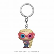 Harry Potter Pocket POP! Vinyl Keychain Luna Lovegood 4 cm