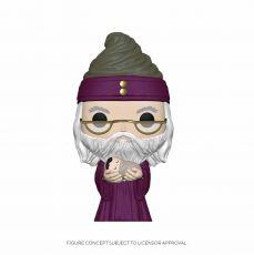 Harry Potter POP! Movies Vinyl Figure Dumbledore w/Baby Harry 9 cm
