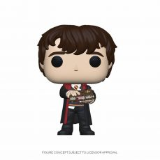 Harry Potter POP! Movies Vinyl Figure Neville w/Monster Book 9 cm