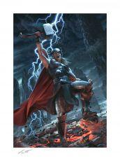 Marvel Art Print Thor: Breaker of Brimstone 46 x 61 cm - unframed