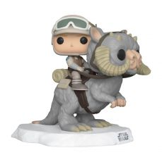 Star Wars POP! Deluxe Movies vinylová Figure Luke on Taun Taun 9 cm