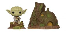 Star Wars POP! Town Vinyl Figure Yoda's Hut Empire Strikes Back 40th Anniversary 9 cm