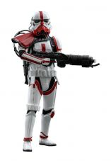 Star Wars The Mandalorian Akční Figure 1/6 Incinerator Stormtrooper 30 cm