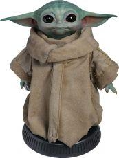 Star Wars The Mandalorian Životní Velikost Soška The Child 42 cm