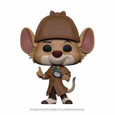 The Great Mouse Detective POP! Disney vinylová Figure Basil 9 cm
