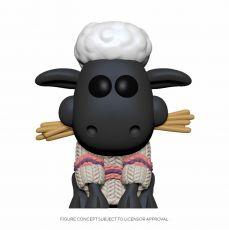 Wallace & Gromit POP! Animation vinylová Figure Shaun the Sheep 9 cm