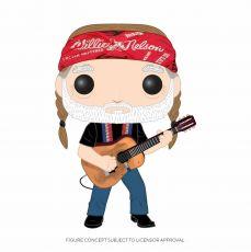 Willie Nelson POP! Rocks vinylová Figure Willie Nelson 9 cm