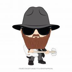 ZZ Top POP! Rocks vinylová Figure Billy Gibbons 9 cm
