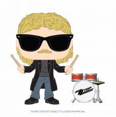 ZZ Top POP! Rocks vinylová Figure Frank Beard 9 cm