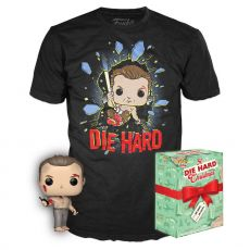 Die Hard POP! & Tee Box John McClane Velikost S