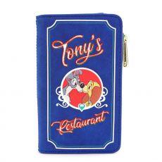 Disney by Loungefly Peněženka Lady and The Tramp Tony's Menu