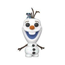 Ledové Království 2 POP! Disney vinylová Figure Olaf & Bruni 9 cm