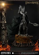 Lord of the Rings Soška 1/4 The Dark Lord Sauron 109 cm