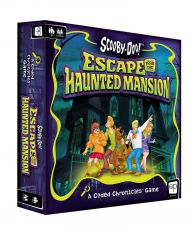 Scooby-Doo Board Game Escape from the Haunted Mansion - A Coded Chronicles