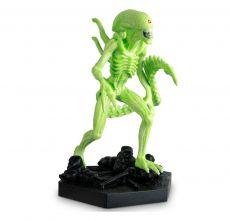 The Alien & Predator Figurína Kolekce 1/16 Vision Xenomorph (Alien vs. Predator) GITD 14 cm