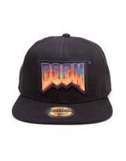 Doom Snapback Kšiltovka Label