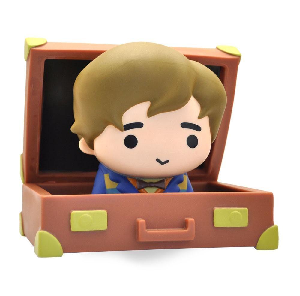 Fantastic Beasts Chibi Pokladnička Newt Suitcase 16 cm Plastoy