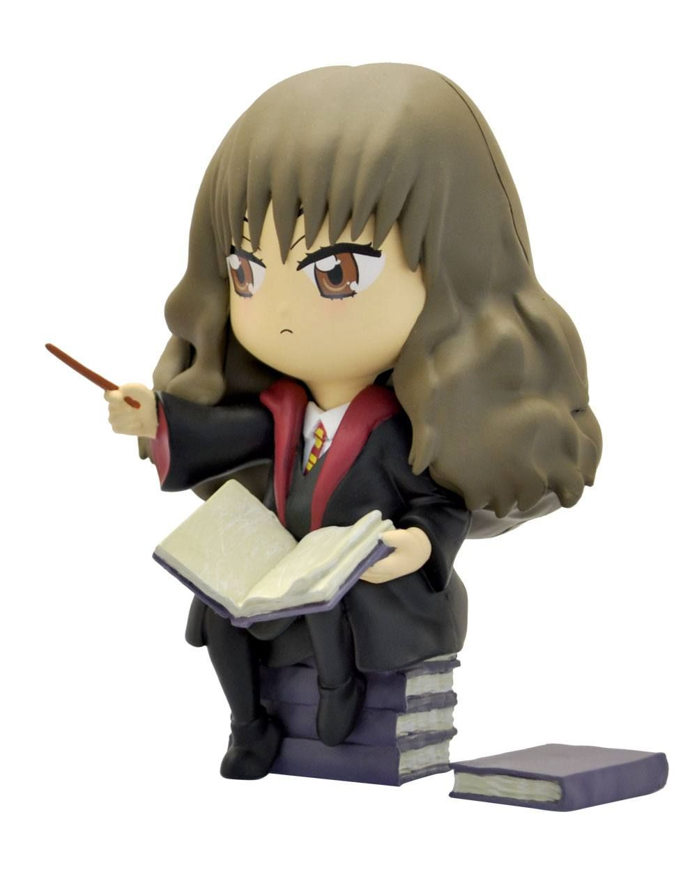 Harry Potter Figure Hermione Granger Studying A Spell 13 cm Plastoy