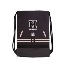 Harry Potter Gym Bag Bradavice Black