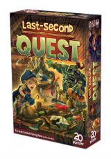 Last-Second Quest Board Game Anglická Verze