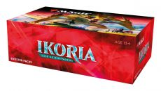 Magic the Gathering Ikoria: Lair of Behemoths Booster Display (36) Anglická