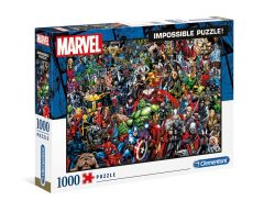 Marvel 80th Anniversary Impossible Puzzle Characters
