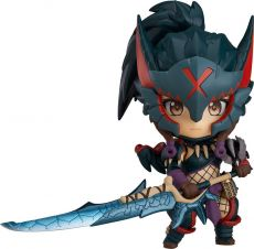 Monster Hunter World Iceborne Nendoroid Akční Figure Hunter Female Nargacuga Alpha Armor Ver. 10 cm
