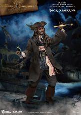 Pirates of the Caribbean Dynamic 8ction Heroes Akční Figure 1/9 Jack Sparrow 20 cm