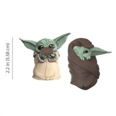 Star Wars Mandalorian Bounty Kolekce Figure 2-Pack The Child Sipping Soup & Blanket-Wrapped