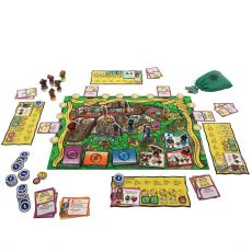 The Hobbit An Unexpected Party Board Game Anglická Verze