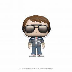 Back to the Future POP! vinylová Figure Marty w/glasses 9 cm