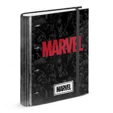 Marvel Binder Marvel Logo