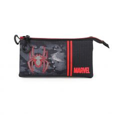 Marvel Penál Case Spider-Man Dark Triple