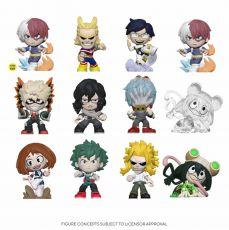 My Hero Academia Mystery Minis vinylová Mini Figures 6 cm Display (12)