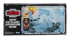 Star Wars Episode V Board Game with Akční Figure Hoth Ice Planet Adventure Game Anglická Verze