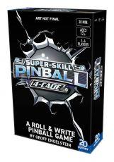 Super-Skill Pinball: 4-Cade Board Game Anglická Verze