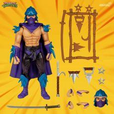 Teenage Mutant Ninja Turtles Ultimates Akční Figure Evil Shredder 18 cm