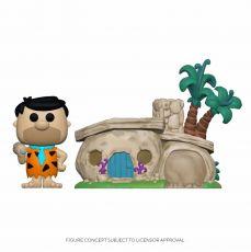 The Flintstones POP! Town vinylová Figure Flintstone's Home 9 cm