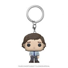 The Office US Pocket POP! vinylová Keychain Jim Halpert 4 cm